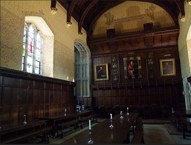 peterhouse hall