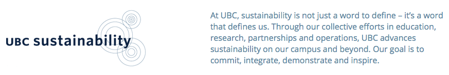 ubc sustainability