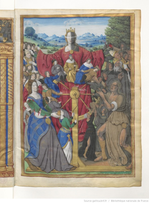 Jean Pichoré; in Petrarch,